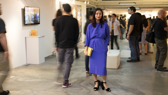 The Super Chic At #artfairph 2015