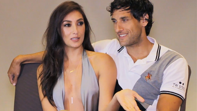 Watch How Many Times We Caught Solenn And Nico Arguing On Cam