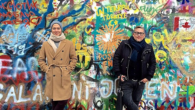 Social Media Power Couples: Rajo Laurel And Nix AlaÑon