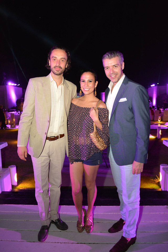 Alexandre Charriol, Stephanie Zubiri, Thibaud Jaouen