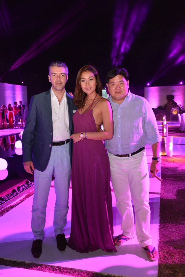 Charriol St-Tropez Style Collection Launch Party in Balesin
