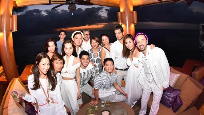 Manila Socialites Flock To Saint Tropez, Er, Balesin