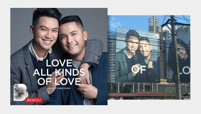 Bench Speaks Out About Ad Standards Council Controversy Surrounding Billboard