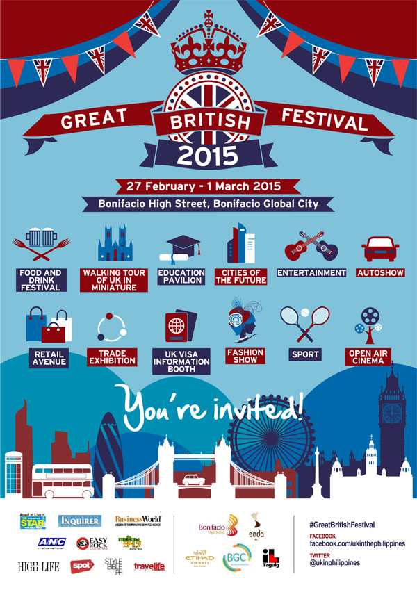The Great British Festival