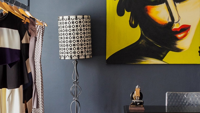 Rosanna Ocampo's 4 Tips For Adding Color To Your Work Space
