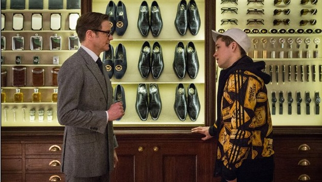 Fashion Film Review: Kingsman (starring Colin Firth And Samuel L. Jackson)