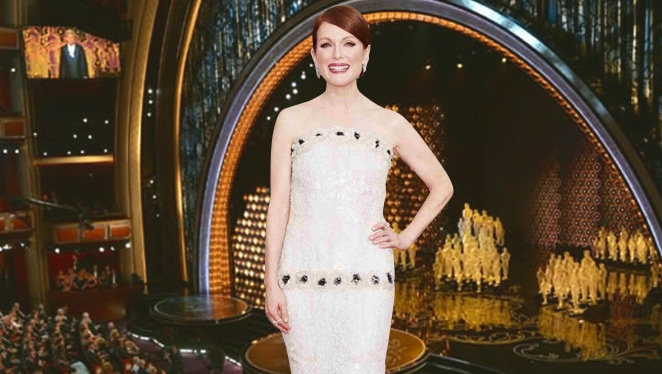 The Most Elegant Thing About Julianne Moore At The Oscars Was Her Acceptance Speech