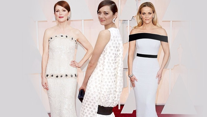 Who Wore It Better At The 2015 Oscars?