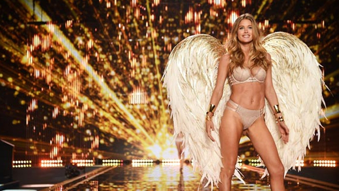 Doutzen Kroes Hung Up Her Angels Wings Last December. But Why?