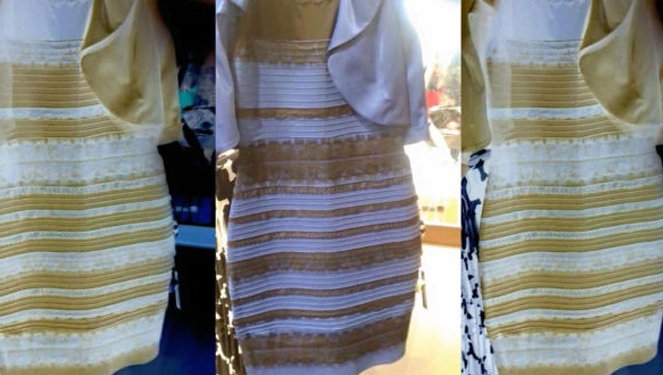 Updated: What Color Is That Tumblr Dress?