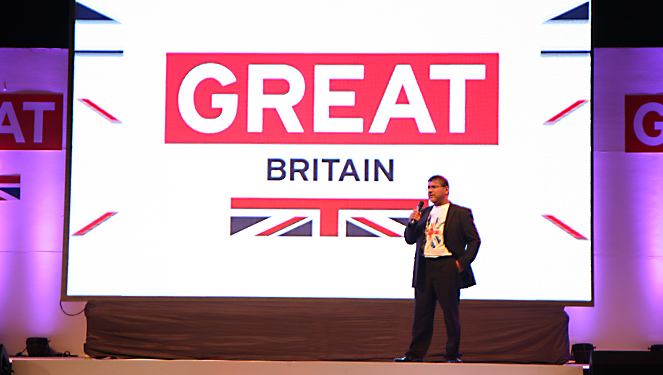 British Ambassador to the Philippines, Asif Ahmad