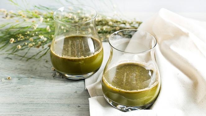Power Breakfast Recipe: Dr. Oz's Green Drink