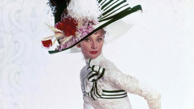 Audrey Hepburn's My Fair Lady Dress Tops Priciest Memorabilia List
