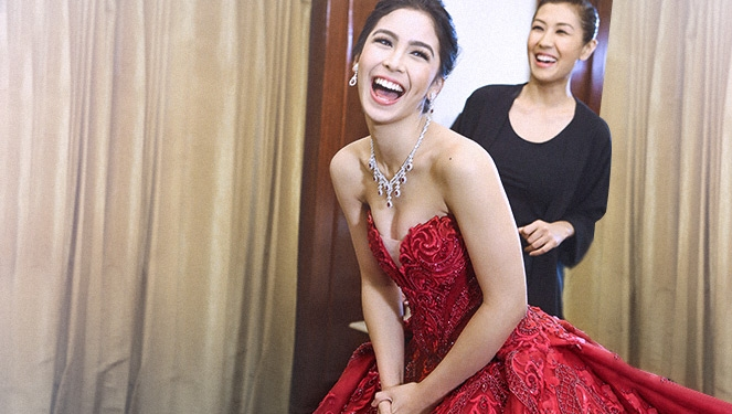 Style Bible Exclusive: Dressing Up With Julia Barretto