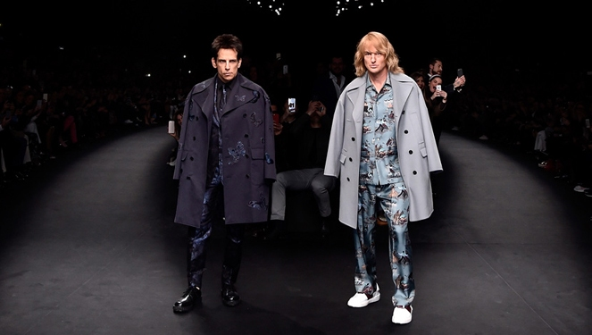 Updated: Zoolander And Hansel Took Over Paris Fashion Week
