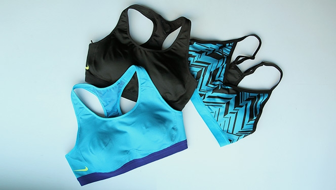 Are You Wearing The Right Sports Bra For Your Workout?