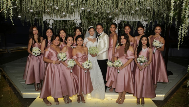 Heart And Chiz: The Wedding Album
