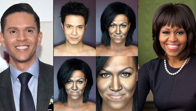 Tv Host Fired Over Comment On Paolo Ballesteros' Michelle Obama Makeup