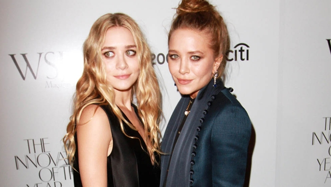 The Olsen Twins Are Shortlisted For Cfda Awards