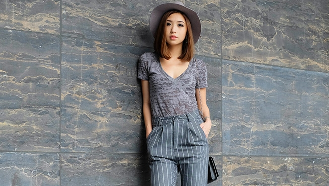 Kryz Uy, Jane Aldridge, And More Top This Week's Blogger Looks