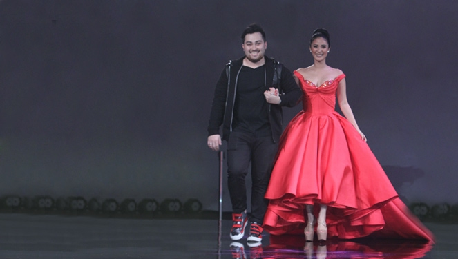 Heart Evangelista-escudero Closes Show At Manila Fashion Festival