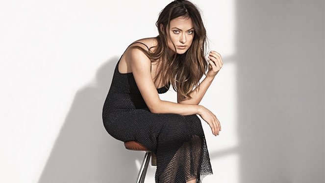 Olivia Wilde Is An H&m Girl