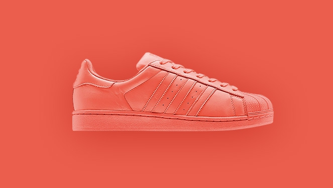 Sneak Of The Week: Adidas Originals Superstar In Bliss Coral