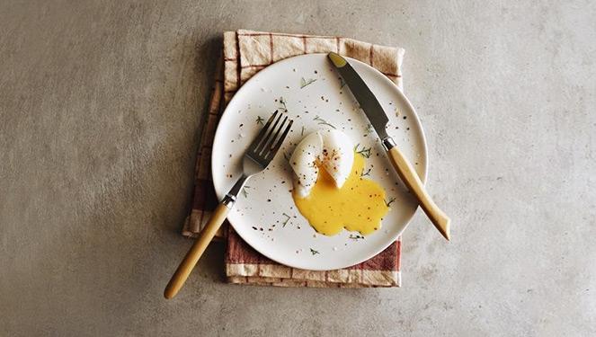 Weekday Breakfast Recipe: Dill 'n Chili Soft-boiled Eggs