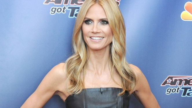 Heidi Klum Thinks Kim Kardashian Changed Attitudes Toward Curvier Body Shapes