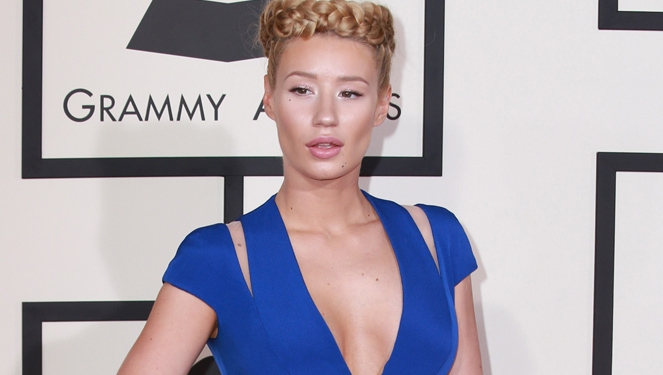 Iggy Azalea Admits Getting Breast Implants