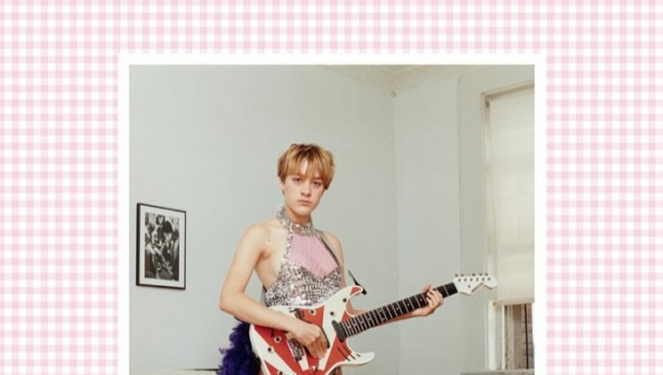 Chloë Sevigny Documents Her Life In A Book