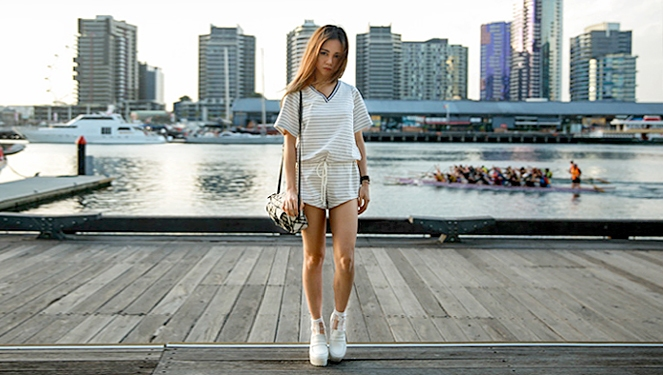 Chloe Ting, Tricia Gosingtian, And More Top This Week's Blogger Looks