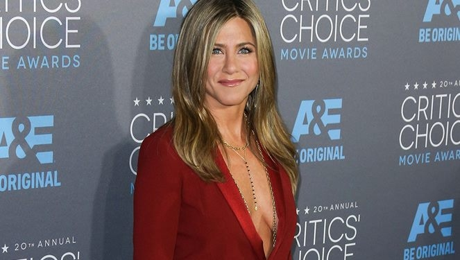 You'll Never Guess Who's Planning Jennifer Aniston's Wedding