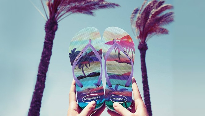 10 Pretty Flip Flops For The Summer