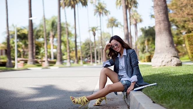 Aimee Song, Wendy Nguyen And Raiza Poquiz Top This Week's Blogger Looks