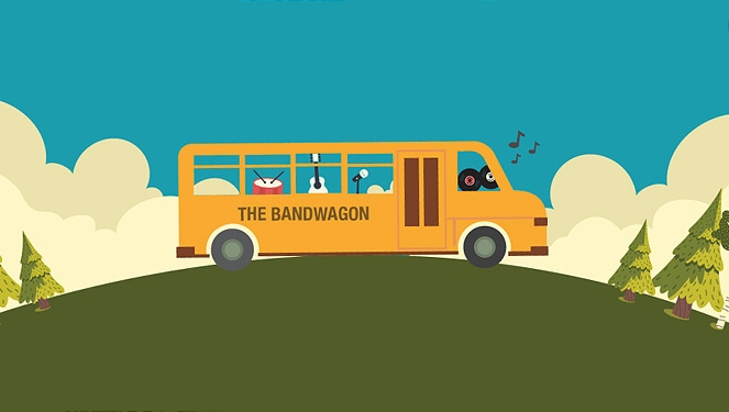 Heard About The Party Bus To Wanderland?