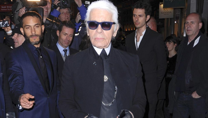 Karl Lagerfeld Turns Down Cameo Role In Zoolander 2