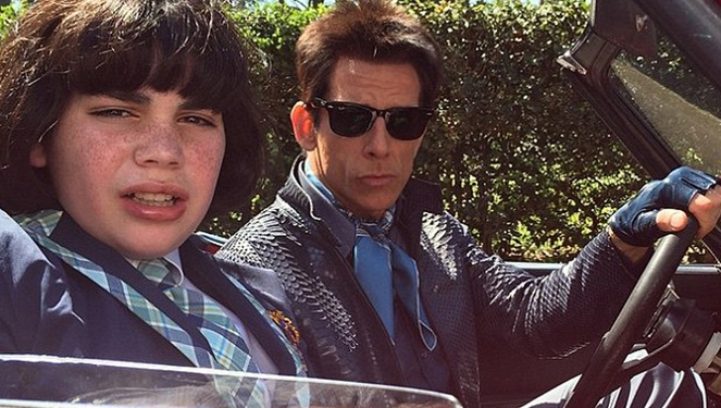 Derek Zoolander's Son, Revealed!