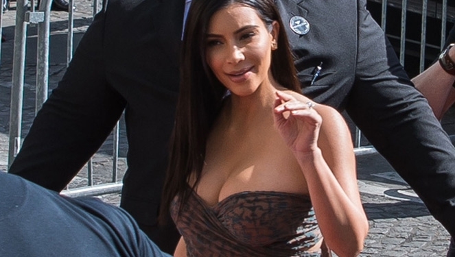 Kim Kardashian Launches A New Line Of Hair Products