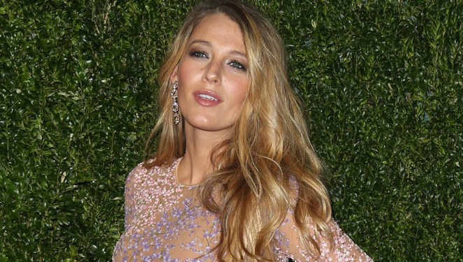 Blake Lively On Staying In Shape And Not Having A Stylist