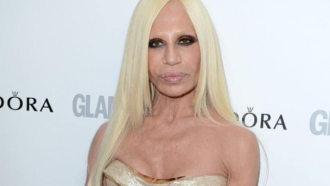 Donatella Versace Blasts Armani For Gianni Comment