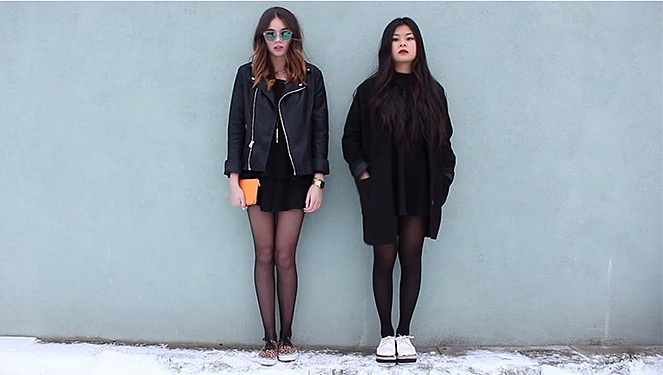 These 5 Lookbook Vlogs Are The Future Of Ootds