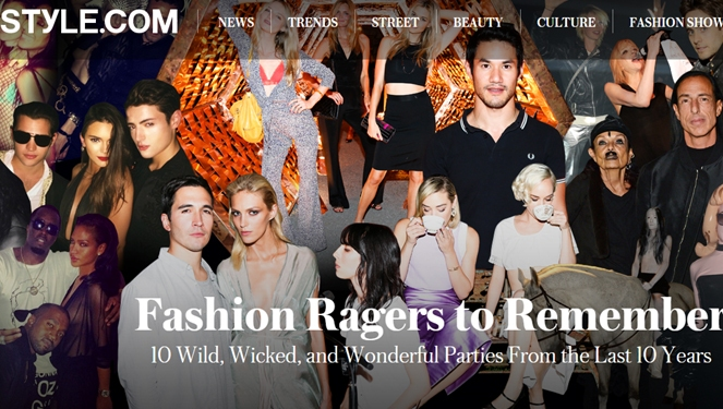 Style.com To Become An E-commerce Site