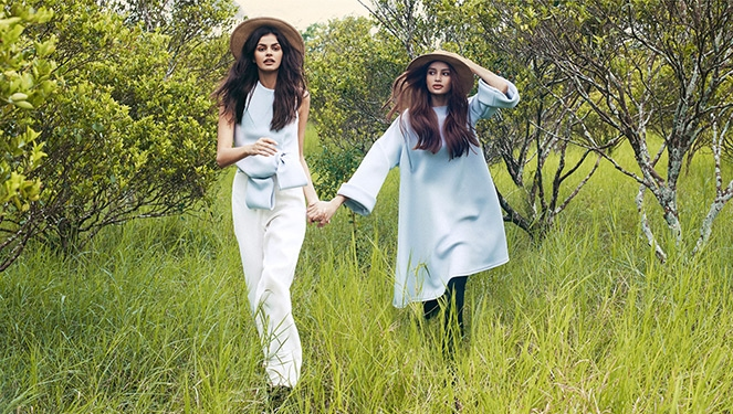 Watch: Kelsey Merritt And Janine Gutierrez Are Dreamy In Vania Romoff