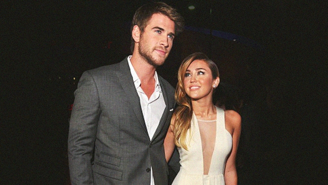 6 TIMES MILEY CYRUS LOOKED LOVINGLY AT LIAM HEMSWORTH