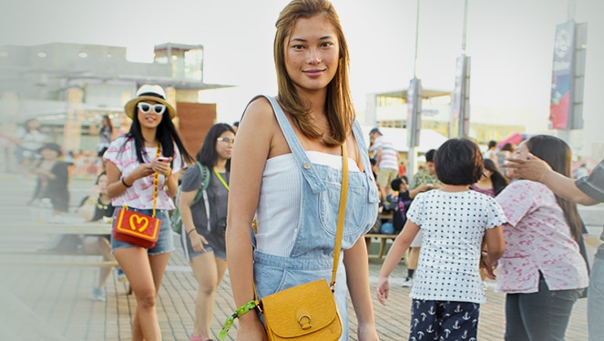 8 Stylish Girls At Wanderland Music Festival