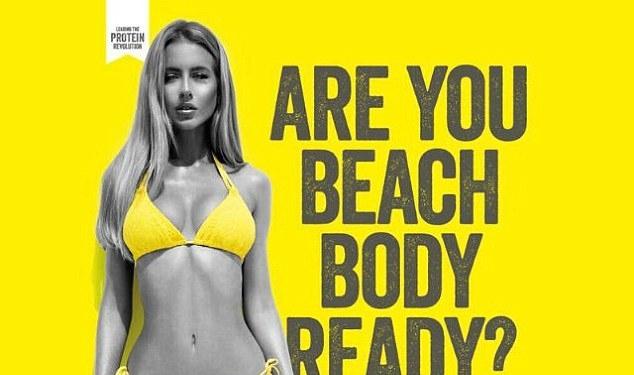 In London, Rage Against The Bikini Body