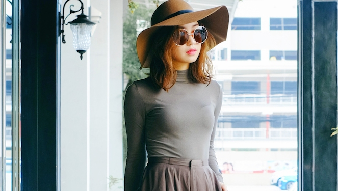 Top Blogger #ootds: Kryz Uy, Tricia Gosingtian, And More Nail The Hat Trick