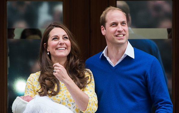 Watch: Kate Middleton, Perfect After Labor