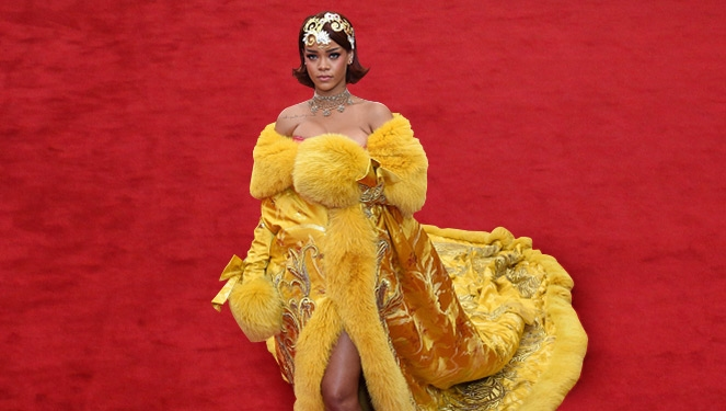 THE RISKIEST LOOKS AT THE 2015 MET GALA